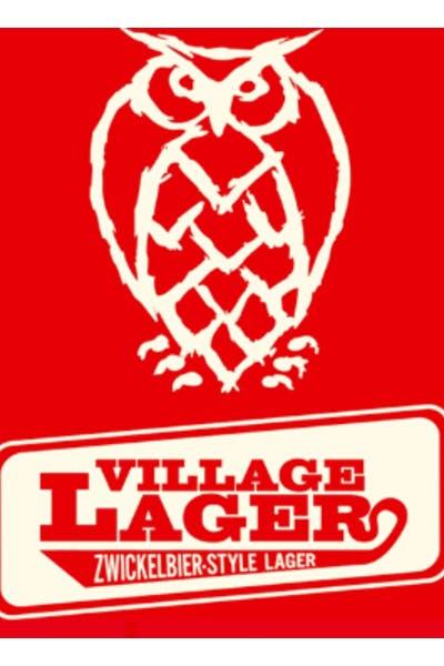 Night Shift Village Lager