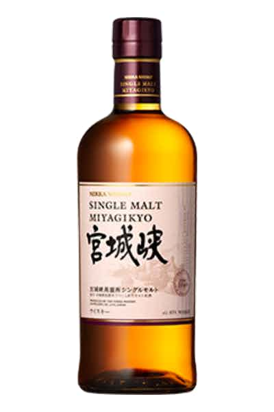 Nikka Single Malt Miyagikyo