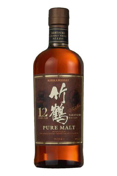 Nikka Taketsuru 12 Year Pure Malt