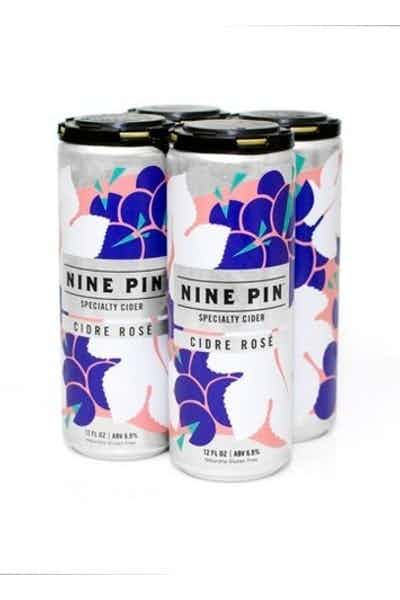 Nine Pin Cidre Rose