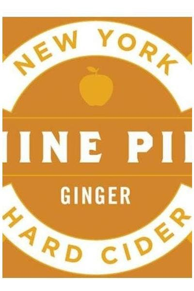 Nine Pin Ginger Cider