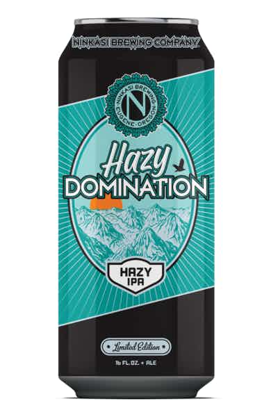 Ninkasi Brewing Hazy Domination IPA