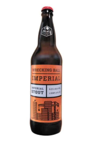 No-Li Wrecking Ball Imperial Stout