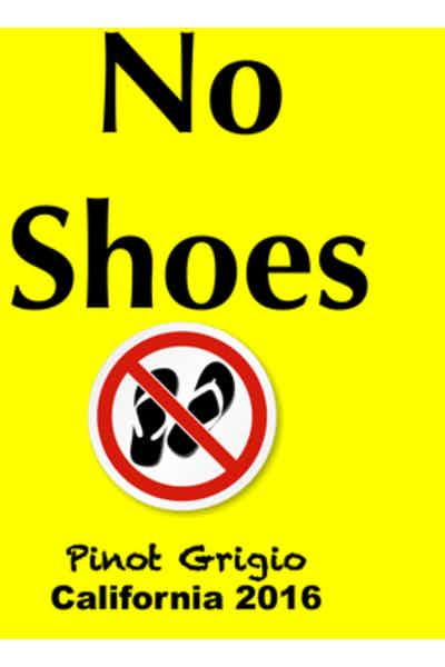 No Shoes Pinot Grigio