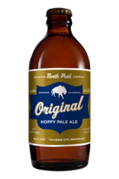 North Peak Original Hoppy Pale Ale