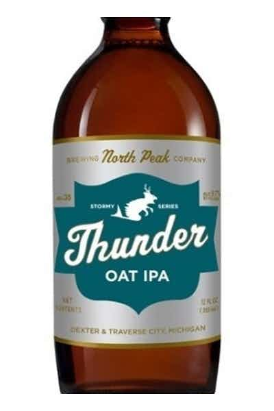 North Peak Thunder Oat IPA