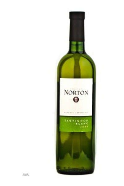 Norton Wt Label Sauvignon Blanc 2013