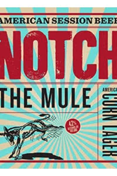 Notch Brewing The Mule