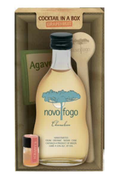 Novo Fogo Grapefruit Cocktail Kit .50