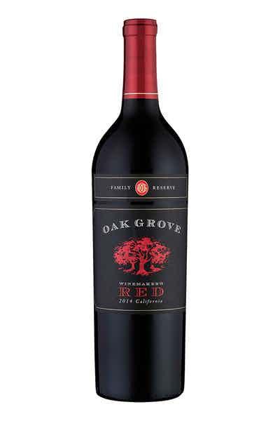 Oak Grove Winemaker's Red