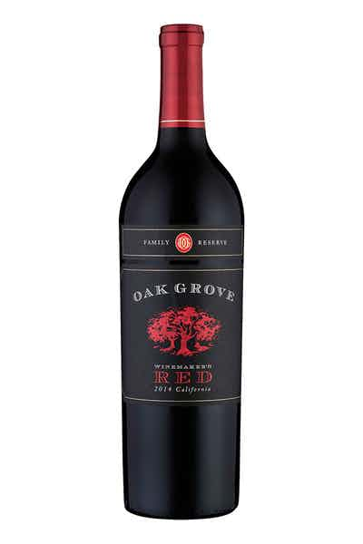 Oak Grove Winemaker's Red