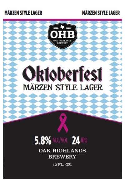 Oak Highlands Oktoberfest