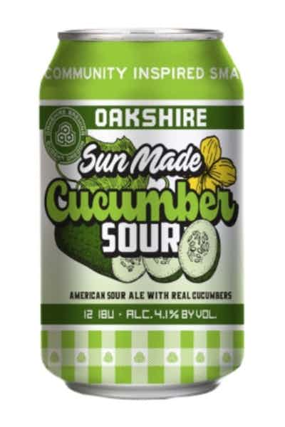Oakshire Sun Made Cucumber