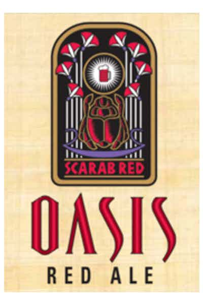 Oasis Scarac Red Ale