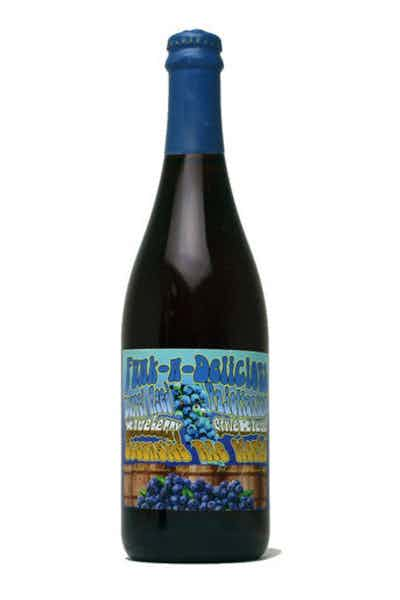 Oceanside Ale Works Funk-N-Delicious Blueberry Wild Ale