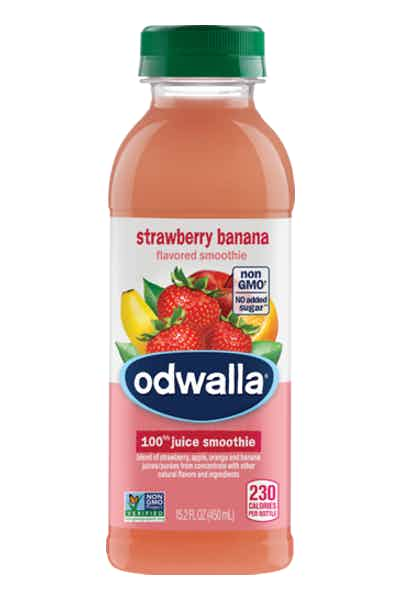 Odwalla Strawberry Banana