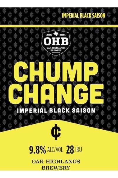 OHB Chump Change Imperial Black Saison