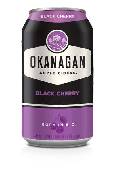 Okanagan Black Cherry Cider