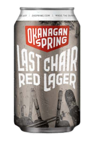 Okanagan Spring Last Chair Red Lager