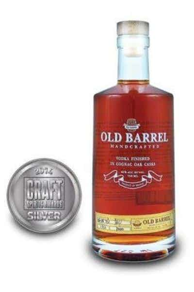 Old Barrel Vodka/ Cognac