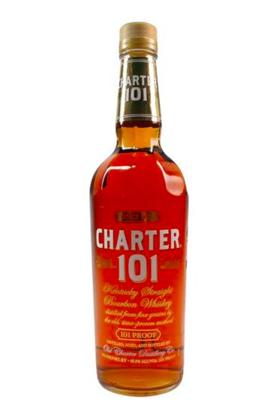 Old Charter 101 Bourbon