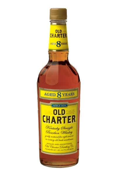 Old Charter 8 Year Kentucky Straight Bourbon Whiskey