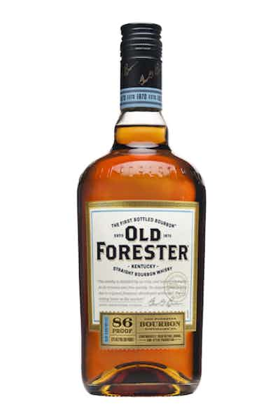 Old Forester 86 Proof Kentucky Straight Bourbon Whisky