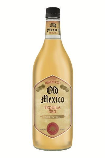 Old Mexico Oro Tequila
