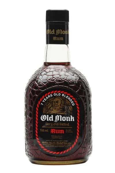 Old Monk Rum 7 Year
