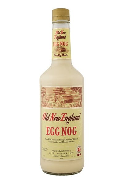 Old New England Pumpkin Egg Nog