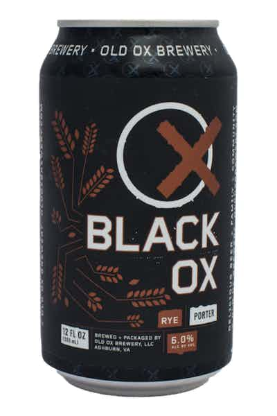 Old Ox Black Ox