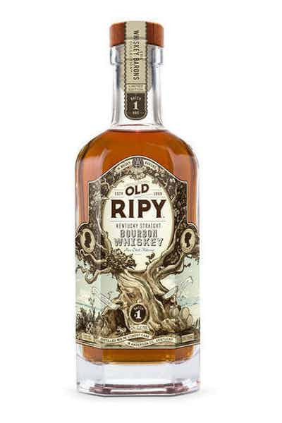 Old Ripy Bourbon Whiskey