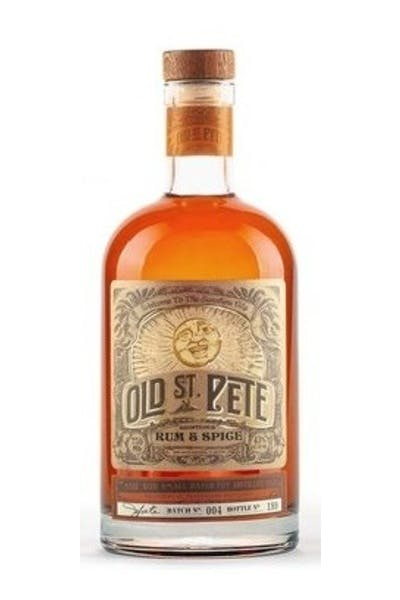 Old St. Pete Righteous Rum & Spice