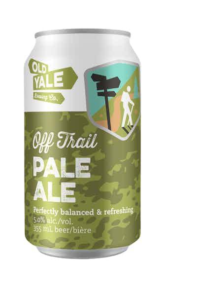 Old Yale Off Trail Pale Ale