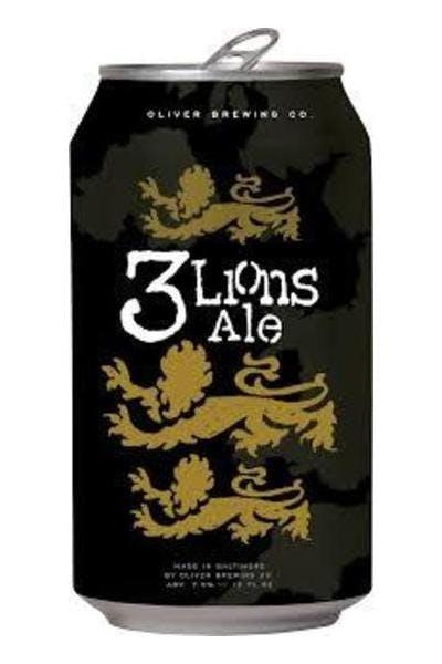 Oliver 3 Lions Ale