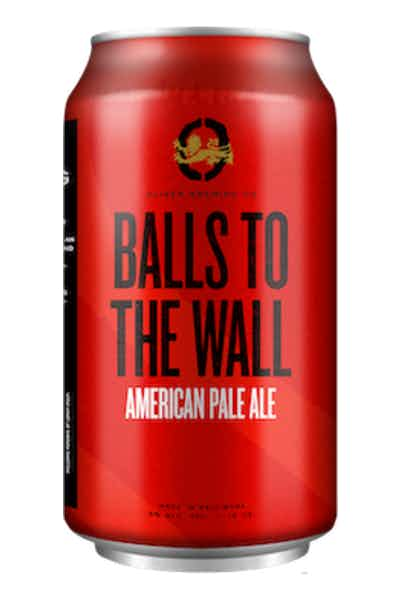 Oliver Balls To The Wall Pale Ale