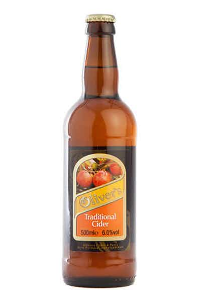 Olivers Traditional Cider