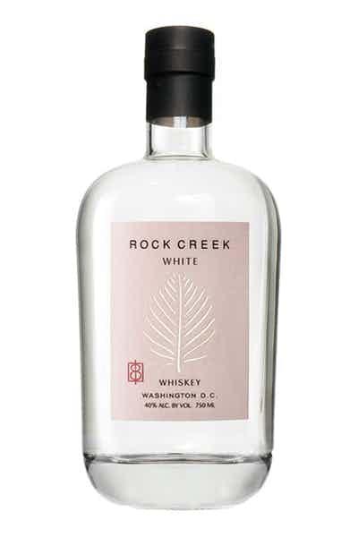 One Eight Distilling Rock Creek White Whiskey