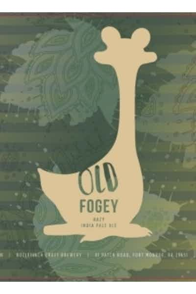 Oozlefinch Old Fogey Hazy IPA