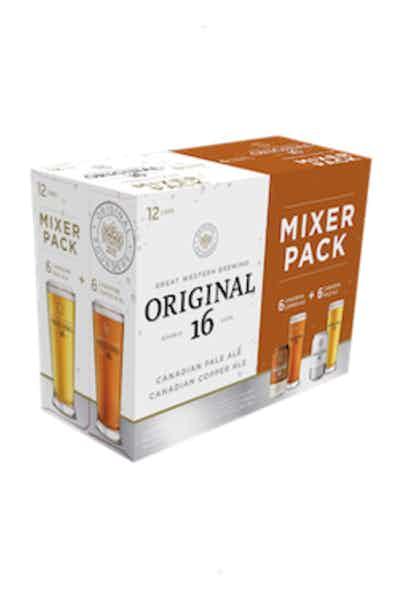 Original 16 Mixer Pack