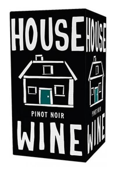Original House Wine Pinot Noir