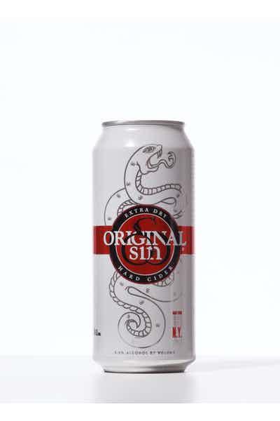 Original Sin Extra Dry Hard Cider