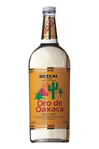 Oro De Oaxaca Mezcal Con Guisano