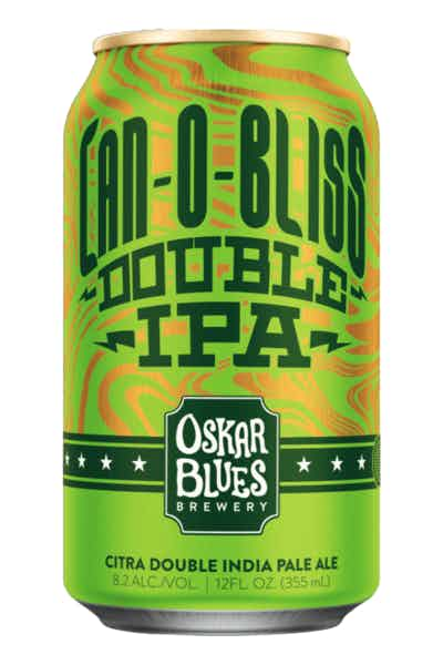 Oskar Blues Can-O-Bliss DIPA