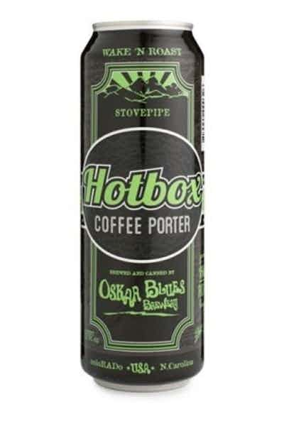 Oskar Blues Hotbox Coffee Porter