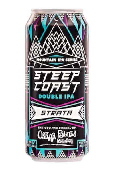 Oskar Blues Steep Coast Strata Double IPA