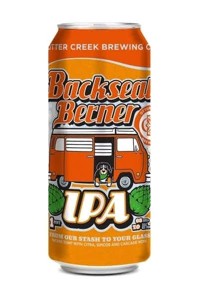 Otter Creek Brewing Co Backseat Berner
