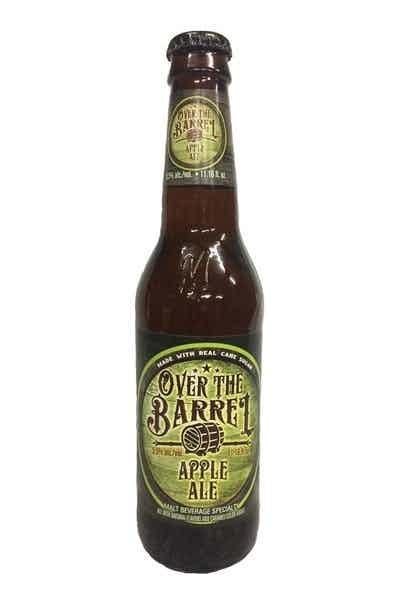 Over The Barrel Apple Ale