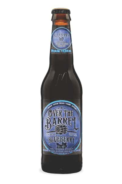 Over The Barrel Hard Blue Berry