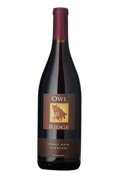 Owl Ridge Pinot Noir Carneros